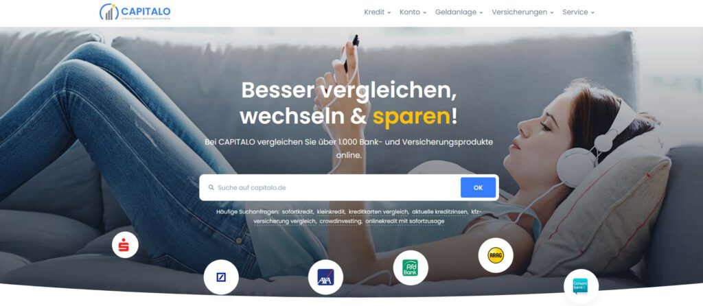 Projektpartner - Capitalo.de