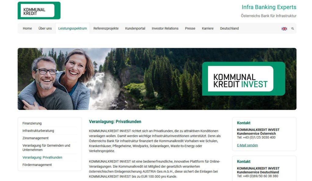 Projektpartner - Kommunalkreditinvest.at
