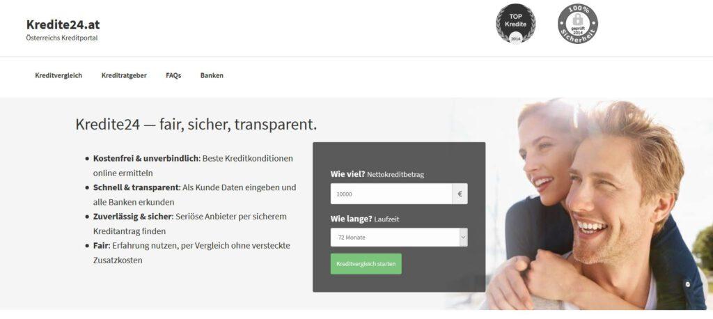 Projektpartner - Kredite24.at