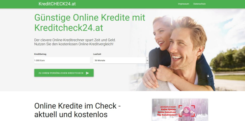 Projektpartner - Kreditcheck24.at