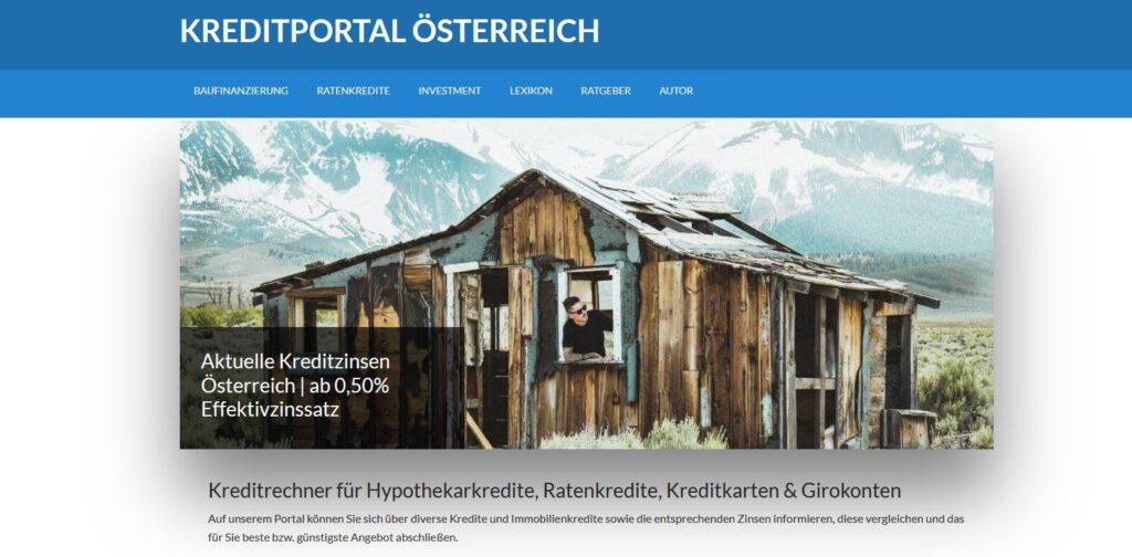 Projektpartner - Kreditvergleichsportal.at